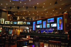 The Bar at the Hard Rock Café, Beijing