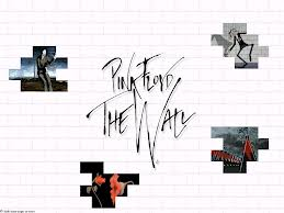 Pink Floyd - The Wall - inside album art