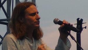 Yes frontman Jon Davison. Photo from Wikipedia.