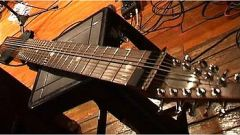 The Chapman Stick: where guitar meets piano.